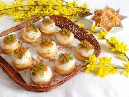Món bánh miền Trung ngon nhất có ở Sài Gòn