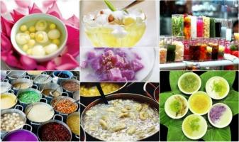 Món chè ngoại hấp dẫn nhất Sài Gòn