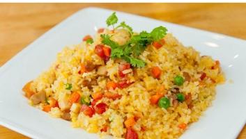 Món cơm rang cực ngon và cách làm