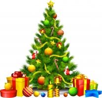 Món đồ trang trí Noel không nên thiếu trên cây Thông Giáng sinh