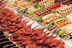 Món ăn vặt Thái Lan ngon nhất
