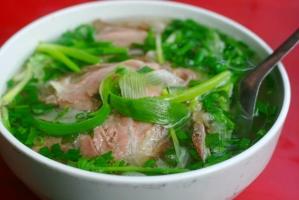 Món ngon khu vực Hồ Tùng Mậu, Cầu Giấy