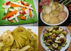 Món ngon phổ biến giúp giải ngán trong dịp Tết