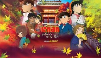 Bản điện ảnh hay nhất của series trinh thám Detective Conan