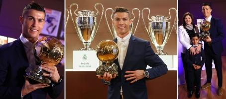 Mùa giải thành công nhất của Cristiano Ronaldo