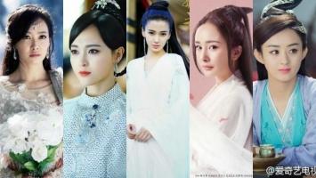 Mỹ nhân cổ trang đẹp nhất màn ảnh Trung quốc