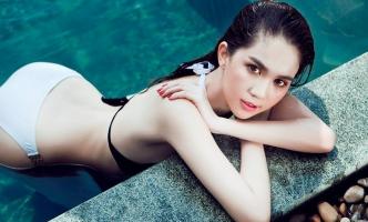 Mỹ nhân nóng bỏng nhất trong showbiz Việt với số đo 3 vòng hoàn hảo