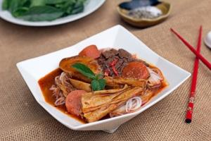Quán ăn chay ngon, giá rẻ ở quận Hải Châu, Đà Nẵng