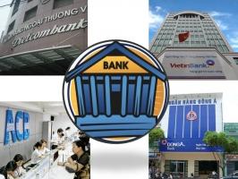 Top 10 Ngân hàng có tổng tài sản lớn nhất Việt Nam 2016