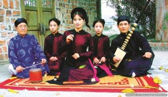 Nghệ nhân ca trù nổi tiếng nhất Việt Nam