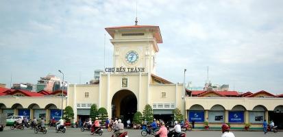 Ngôi chợ lâu đời và nổi tiếng nhất ở TP.HCM