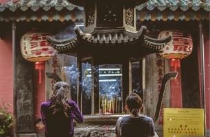 Ngôi đền, chùa cầu duyên linh thiêng nhất tại miền Bắc