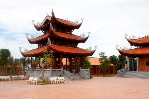 Ngôi chùa đẹp nhất ở Cần Thơ