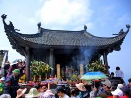 Ngôi chùa linh thiêng nhất tại Quảng Ninh