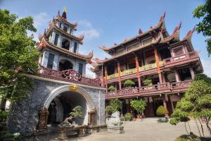 Ngôi chùa nổi tiếng bậc nhất tại Bình Định hiện nay