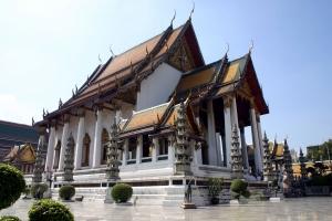 Ngôi chùa nổi tiếng nhất Thái Lan