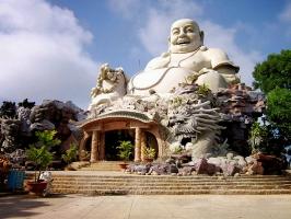 Ngôi chùa nổi tiếng ở miền Tây Nam Bộ