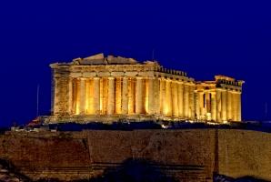 Ngôi đền nổi tiếng nhất Hy Lạp cổ đại