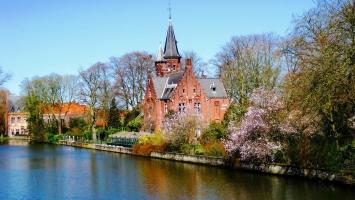 Ngôi làng cổ đẹp nhất Châu Âu