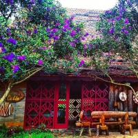 Ngôi làng đẹp như cổ tích ở Việt Nam