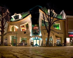 Ngôi nhà kỳ lạ nhất trên thế giới