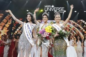 Người đẹp truyền cảm hứng ở Hoa hậu Hoàn vũ Việt Nam 2017