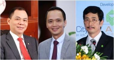 Người giàu nhất sàn chứng khoán Việt Nam 2016