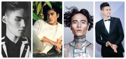 Người mẫu nam nổi tiếng nhất Việt Nam hiện nay