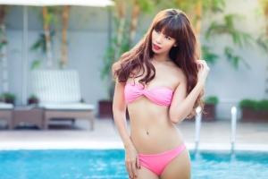 Người mẫu nóng bỏng nhất Việt Nam hiện nay