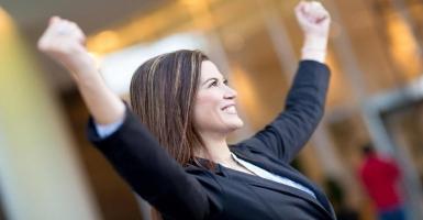 Người phụ nữ thành đạt trên thế giới sau 30 tuổi