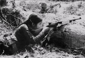 Người phụ nữ Việt Nam dũng cảm và thông minh nhất