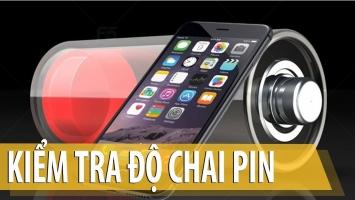 Nguyên nhân và cách phục hồi pin iphone bị chai