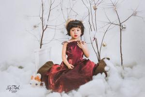 Studio chụp ảnh cho bé đẹp và chất lượng nhất Hà Tĩnh