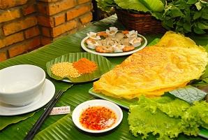 Thương hiệu bánh xèo nổi tiếng thu hút dân ẩm thực ở TP. HCM