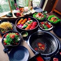 Nhà hàng Buffet món Nhật Bản ngon nhất ở Hà Nội