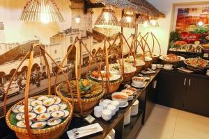 Nhà hàng buffet món Việt ngon nhất ở Hà Nội