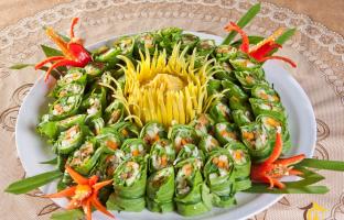 Nhà hàng chay nổi tiếng nhất tại Đà Nẵng