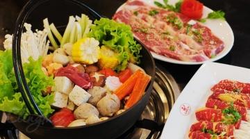 Nhà hàng lẩu nướng Nhật Bản ngon nhất ở Hà Nội