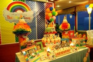 Dịch vụ tổ chức sinh nhật uy tín tại Hà Nội