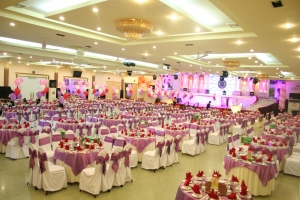 Nhà hàng tổ chức tiệc cưới nổi tiếng nhất tại Vũng Tàu