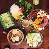 Nhà hàng lý tưởng cho các nhóm trong dịp liên hoan, hội họp tại Hà Nội