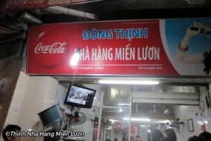 Nhà hàng nổi tiếng nhất Hà Nội