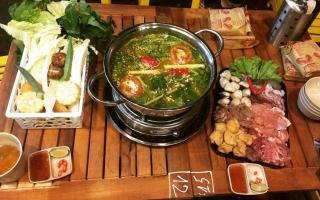 Nhà hàng ngon, hấp dẫn ở khu vực Quận Tây Hồ - Hà Nội