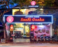 Nhà hàng Nhật Bản ngon nhất ở Vũng Tàu