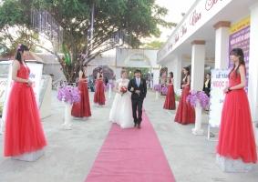Nhà hàng tổ chức tiệc cưới nổi tiếng nhất Cần Thơ