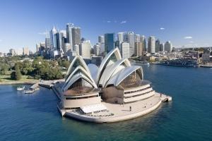 Công trình kiến trúc nổi tiếng nhất nước Úc