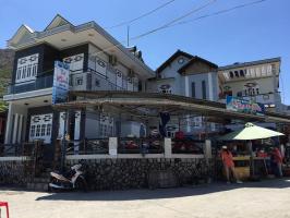 Nhà nghỉ view đẹp, giá tốt gần bãi Bình Ba, Khánh Hòa