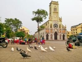 địa điểm đón giáng sinh (Noel) thú vị nhất tại Nam Định