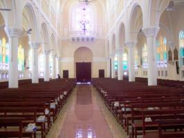 Nhà thờ lớn và đẹp nhất Quy Nhơn, Bình Định