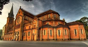 Nhà thờ nổi tiếng nhất Việt Nam